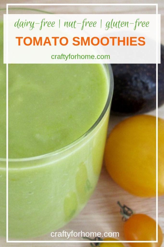 Tomato Smoothies