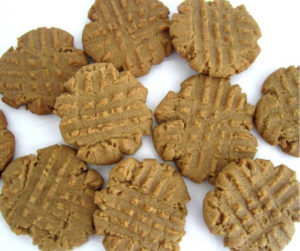 Sunflower Seed Butter Cookies   Easy nut-free and dairy-free sunflower seed butter cookies for the holiday season or any occasion.