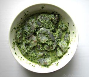 Sheet Pan Honey Garlic Asparagus Shrimp