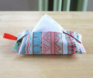 How To Sew Pocket Tissue Holder