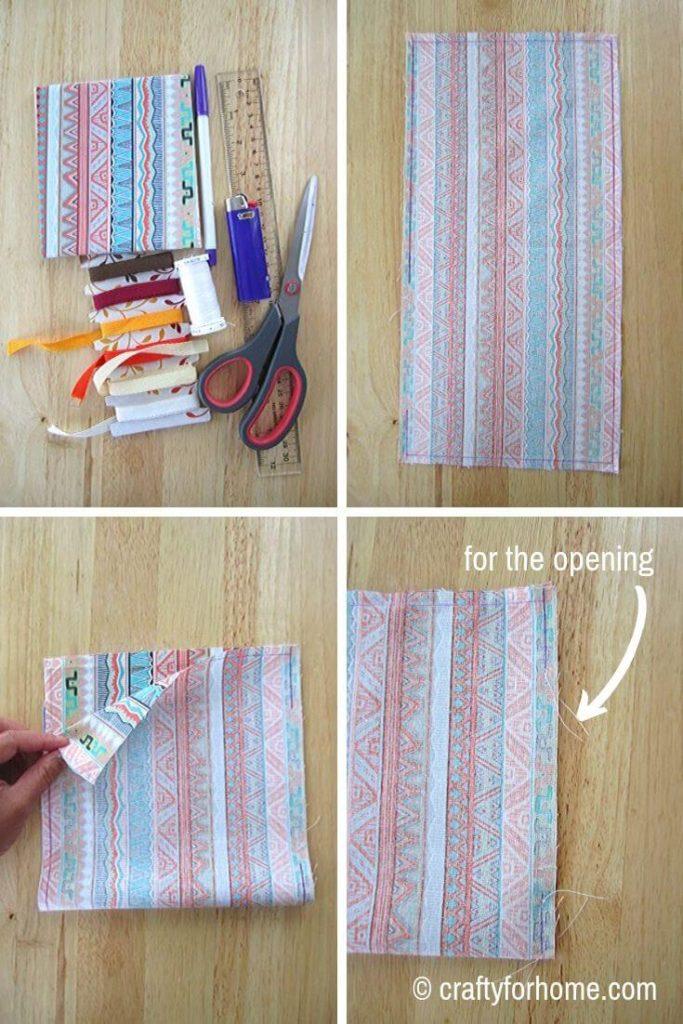 Material To Make Pocket Tissue Holder