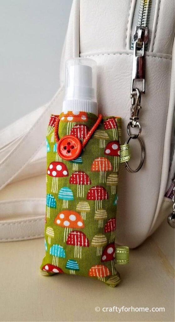 Sanitizer Gel For Backpack