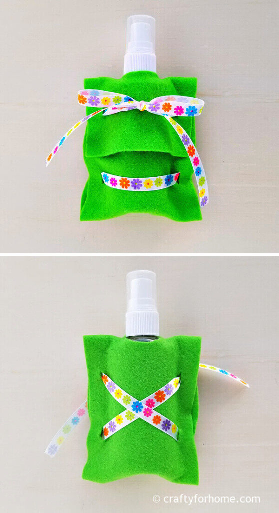 Sanitizer Bottle Cozy