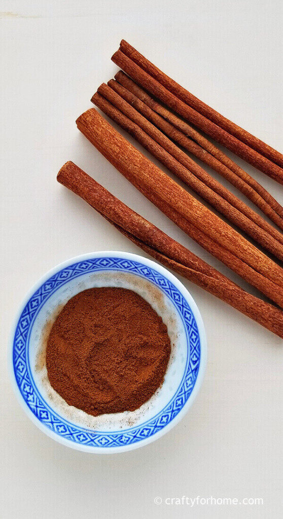 Cinnamon For Damping Off