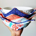 How to Make Soup Bowl Cozy Tutorial.